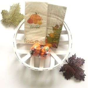 Other - Fall Home Decor 5 Piece Bundle